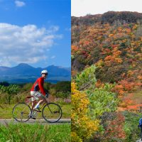 那須高原e-bike & ハイキングツアー(2020年秋・モニターツアー)