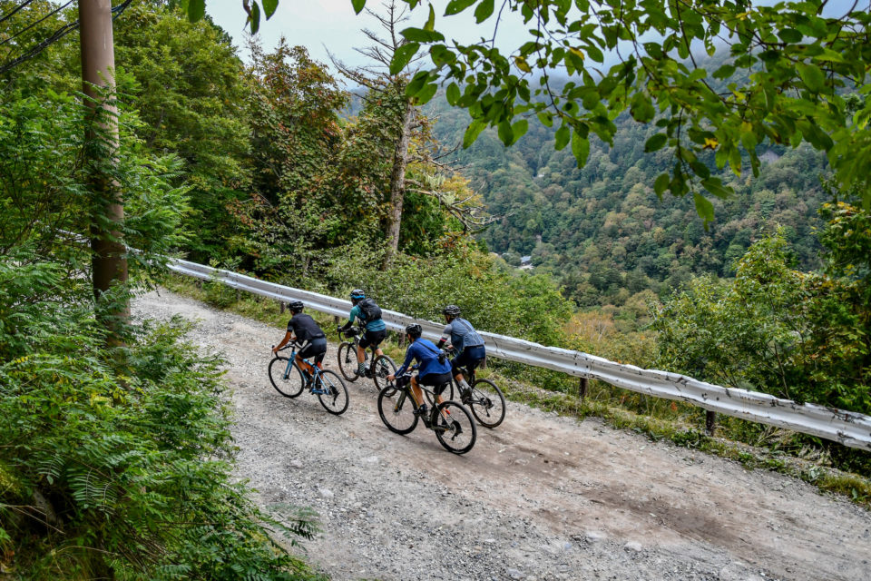 OKUKINU Gravel Adventure for Cannondale (1 day)